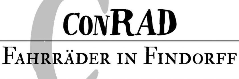 Logo conRAD Fahrradhändler